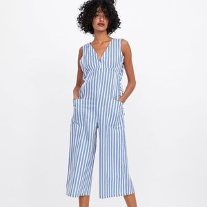 Striped Zara Jumpsuit